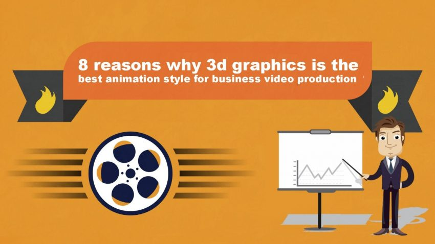 3d animation business video production