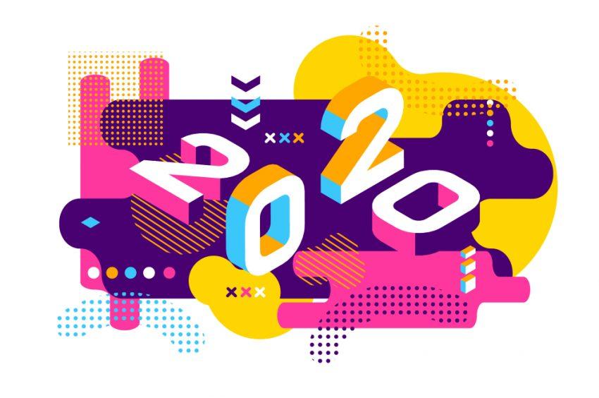 graphics design trends 2020